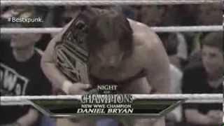 Daniel Bryan # I'm Gonna Be a Champion