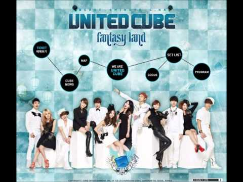 [Full Mp3] U-CUBE  ( 4MINUTE, BEAST, G.NA) - Fly So High  (With Download Link+eng lyrics)