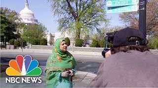 Muslims For Trump? One Woman Wants To Get Out The GOP Muslim Vote | NBC News
