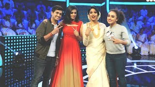 Minute to win it | Ep 44 -  Onam Special with D3 team | Mazhavil Manorama