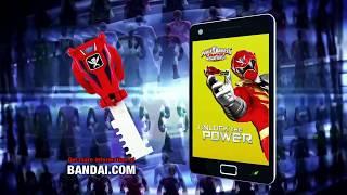 Power Rangers Super Megaforce - Ranger Keys Legendary Battle Bandai Commercial