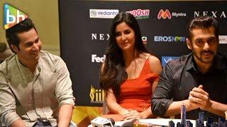 Salman Khan And Varun Dhawan OPENS UP On Judwaa 2 | IIFA 2017 Press Conference