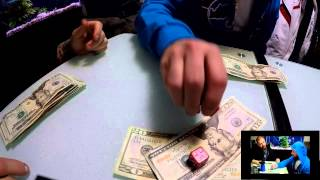 how to play ceelo part 2 street dice