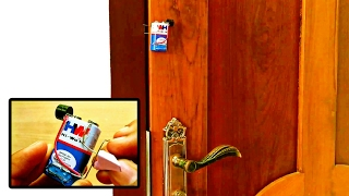 How To Make A Simple Door Alarm