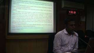 Service availability for NCDs & health seeking behavior in Bangladesh - Dr.Mohammad Rashedul Islam
