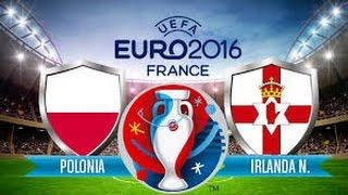 Melhores Momentos de Polonia x Irlanda Do Norte
