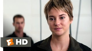 Insurgent (10/10) Movie CLIP - We're The Solution (2015) HD