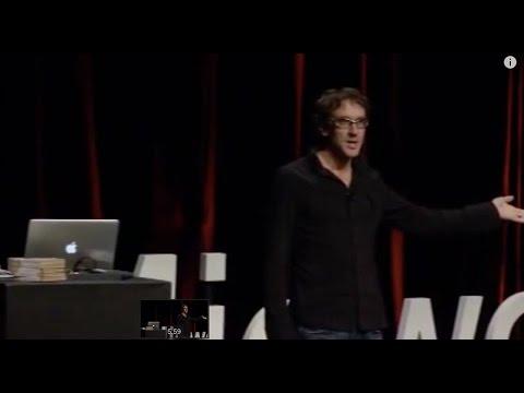Top hacker shows us how it s done Pablos Holman TEDxMidwest