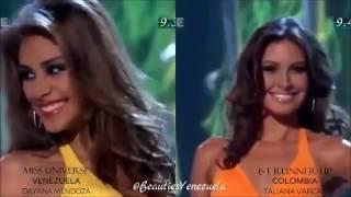 Miss Universe vs 1st Runner Up [2000-2015]