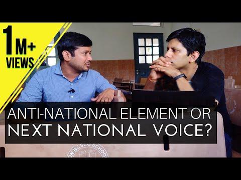 Xxx Mp4 The Kanhaiya Kumar Interview Part1 Anti National Menace Or A Rising National Voice 3gp Sex