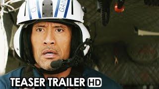 San Andreas Official Teaser Trailer (2015) - Dwayne Johnson HD