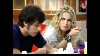 Rebelde br- cenas de ciúmes de Pedro e Alice P&A