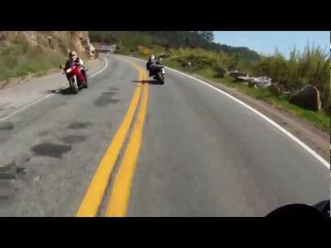 acidente de moto com a galera de osasco.