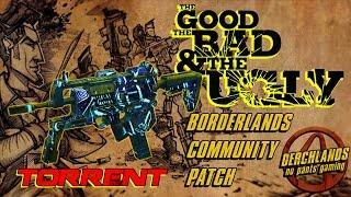 Borderlands 2 Community Patch: TGtBatU the Torrent and Emperor