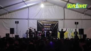Lawalah Familia - Ramai Lagi Lawa Live at Beat&Spit The Stage | TF Triplex 2nd Jan 2017