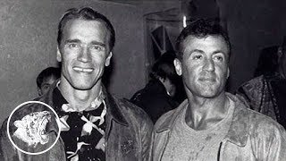 Arnold Schwarzenegger & Sylvester Stallone - Motivation: It Can Be Done