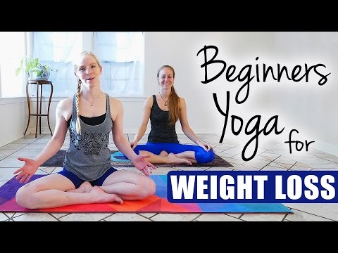 Complete Beginners Yoga For Weight Loss - How To Boost Metabolism 20 minute Workout
