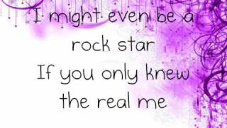 rockstar lyrics:; hannah montana.