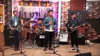 RYAN BAND - Love Yourself by Justin Bieber + Wake Up by The Vamps MEDLEY