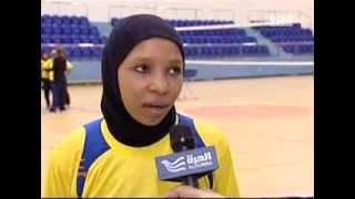 #دبي #علياء_ناصر...مشورا نجاح في كرة الطائرة الإماراتية