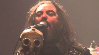 Soulfly _ Live in Vancouver Oct04,2015 _ Full concert _ Rickshaw Theatre