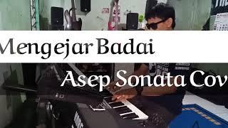 """""""Mengejar Badai"""" #asep_sonata_cover Vokal Nya Bikin Merinding"""