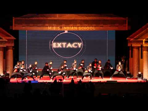 Extacy Crew MES Annual Day 2014