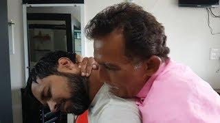 ASMR  Indian Champissage head massage