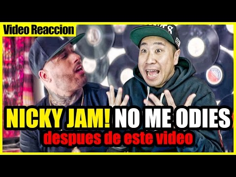 watch El Amante - Nicky Jam Reaccion Coreano Loco