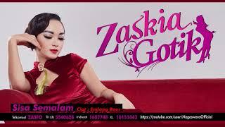 Zaskia Gotik - Sisa Semalam (Official Audio Video)