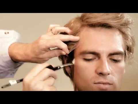 Film Quality Men's Wigs