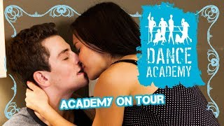 what goes wrong?😅Academy on Tour | Dance Academy