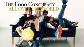 The Fooo Conspiracy - All over the World - Video