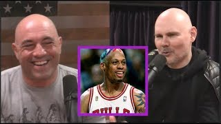 Billy Corgan Tells Hilarious Dennis Rodman Stories - Joe Rogan