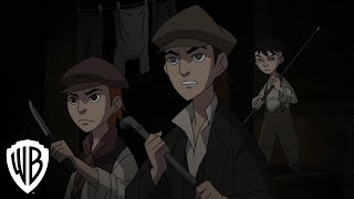 """Batman: Gotham By Gaslight"" clip - ""3 Robins"""
