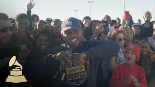 Kendrick Lamar - Compton | Witness Greatness | GRAMMYs