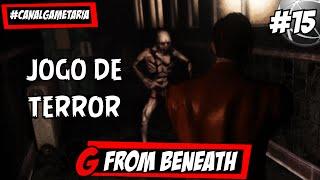 📱🎮 From Beneath Novo Jogo de Terror para Android/IOS - Gametaria News #15