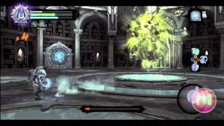 DarkSiders II - Defeat Jamaerah the Scribe (Boss Battle) Guide