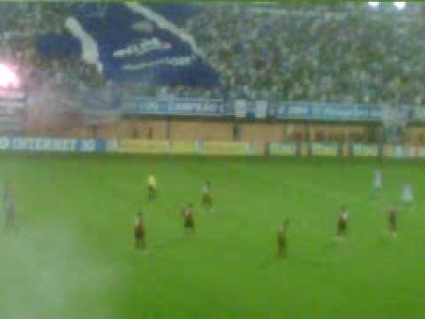 Avai 3 x 0 Flamengo Primeiro Gol Luis Ricardo Ressacada 23 08 2009