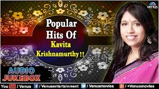 Best Of Kavita Krishnamurthy | Best Hindi Songs | Bollywood Romantic Songs | Audio Jukebox