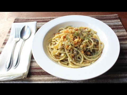 Xxx Mp4 Pasta Con Le Sarde How To Make Sicilian Style Pasta With Sardines And Fennel 3gp Sex