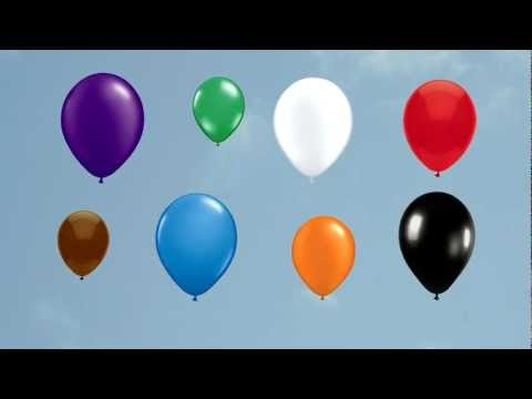 The Balloon Song (for learning colors) - Little Blue Globe Band mp3