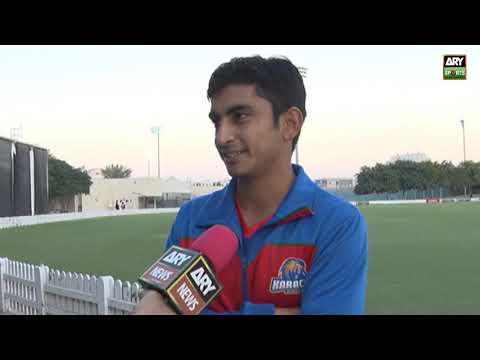 Xxx Mp4 FATA's Umer Khan Aims To Deflate Batsmen In PSL 4 3gp Sex