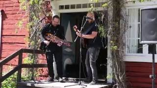 Trollrikepolska efter Erik Sahlström - Storis & Limpan Band @ Hembygdsgården i Heby - 16-06-06