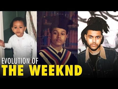 The Weeknd His Life Story