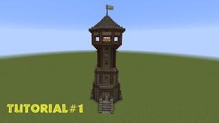 Minecraft Mittelalter Tutorial 2013 Mittelalterliche Stadt