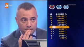 Kim Milyoner Olmak İster 500. Bölüm 9 Kasım 2015