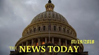 News Today 01/19/2018 | Donald Trump | House Approves Government Funding Bill, Throws Issue To ...