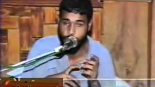 Jab jab peyar pe pehra howa ha.(Fakhar e Hazara )Blind man Singing
