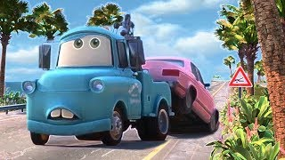 Cars Toons - New Rules (Music Video)